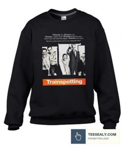 TRAINSPOTTING MOVIE Stylish Sweatshirt
