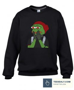 Twenty One Pilots Pepe Stylish Sweatshirt