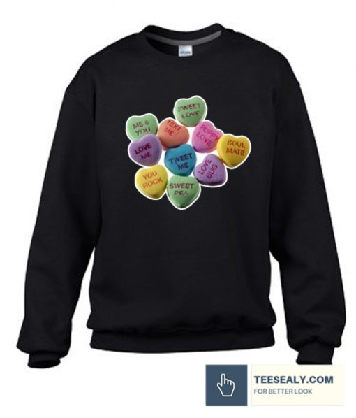 Valentine Stylish Sweatshirt
