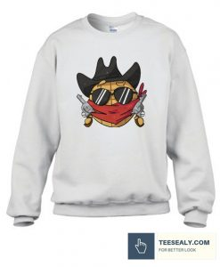 WaffleCool Stylish Sweatshirt