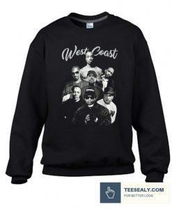West Coast Rapper Stylish Sweatshirt