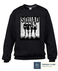 Witch Squad Stylish Sweatshirt