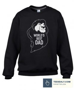 World Best Dad Stylish Sweatshirt