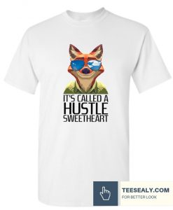 Zootopia Nick Wilde Stylish T Shirt