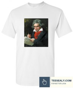 Ludwig van Beethoven Stylish T Shirt
