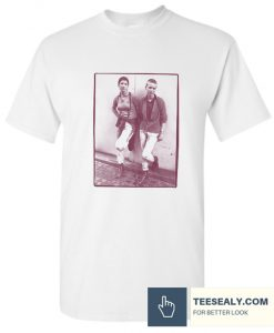 Morrissey Ridgers Skinhead Tour Stylish T Shirt