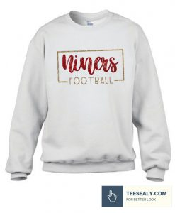 49ers Football Stylish Sweatshirt