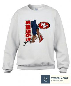 49ers women Stylish Sweatshirt
