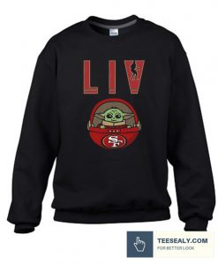 49ers x Green Space Stylish Sweatshirt