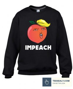 Anti Trump Trump Impeachment Stylish Sweatshirt