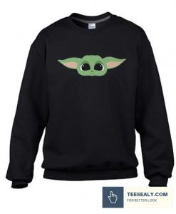 Awesome Yoda Stylish Sweatshirt