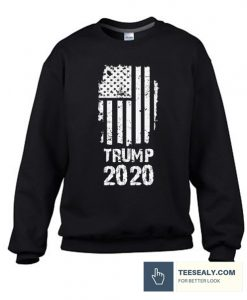 Awkward Styles Trump Flag 2020 Stylish Sweatshirt