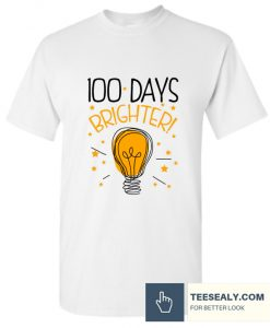 100 Days Of School Cute Stylish T Shirt