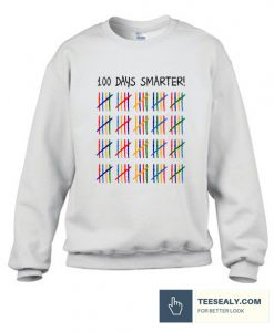 100 Days Of School Stylish Sweatshirt