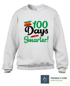 100 Days School Stylish Sweatshirt