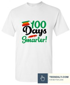 100 Days School Stylish T Shirt