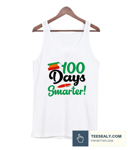 100 Days School Stylish Tanktop