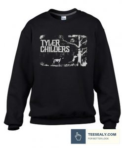 Tyler-Childers Coonhound Art Tour Stylish Sweatshirt