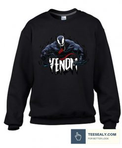 VENOM WITH SPLASH Sweatshirt