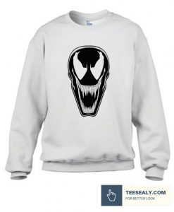 White Venom Sweatshirt