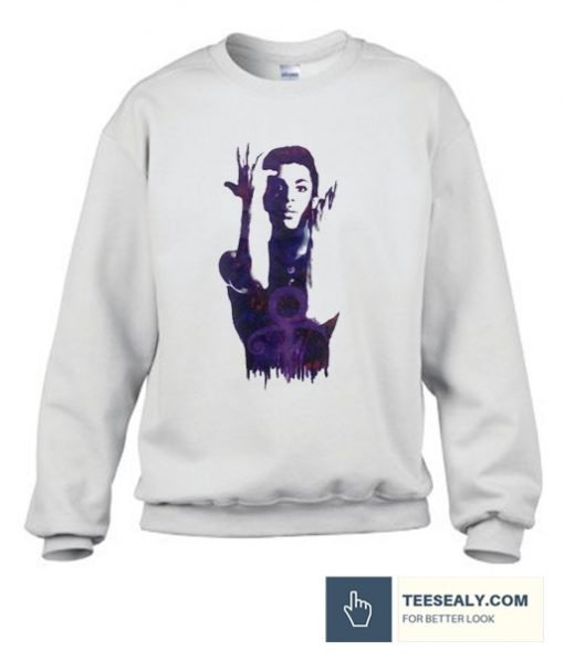 Prince PARADE Retro Sweatshirt