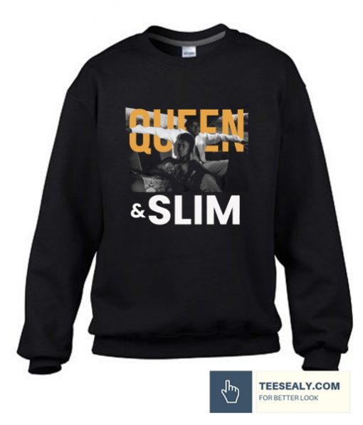 Queen and Slim funny Sweatshirt