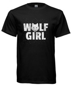Wolf Girl Youth RZ T-Shirt